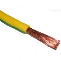 ПуГВ-1х0,5 желто/зеленый
