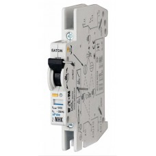Блок-контакт универсальный ZP-NHK для авт. выкл., 4А, 2 перекл. контакта, 0,5М