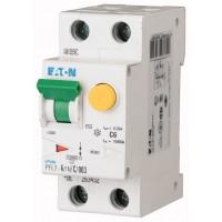 Диф. авт. выключатель PFL7-6/1N/C/003, 1P+N, 6A, хар-ка C, 10kA, 30mA, тип АC, 2M 263432