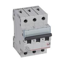Выключатель автоматический TX3 3P B 10A 6kA 3M