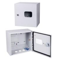 Корпус металлический ЩУ-1/1-0-3 IP54 (1 дверь) (305х300х170) ЩУ-1 IP54