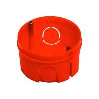 КУ1106 коробка монтажная установочная для сплошных стен