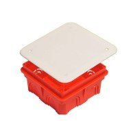 КР1101 коробка монтажная разветвительная для сплошных стен