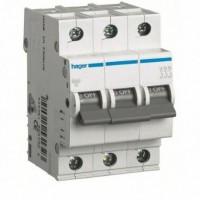 Автоматический выключатель   6/3/С (6kА)  Hager