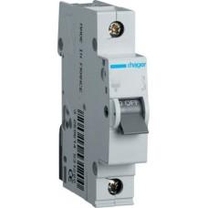 Автоматический выключатель  40/1/С (6kА)  Hager