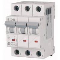 Авт. выключатель HL-B16/3, 3P, 16A, хар-ка B, 4.5kA, 3M