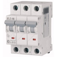 Авт. выключатель HL-B10/3, 3P, 10A, хар-ка B, 4.5kA, 3M