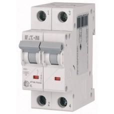Авт. выключатель HL-C40/2, 2P, 40A, хар-ка C, 4.5kA, 2M