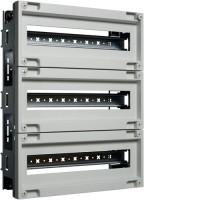 Панель для установки модульный аппаратов х54 (500х400мм)  Hager - Vector