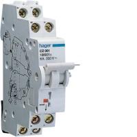 Блок-контакт CA 6A, 230V (1НО+1НЗ) Hager