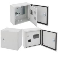 Корпус металлический ЩУ-1/1-1 IP54 (2 двери) (310х300х160) EKF Basic