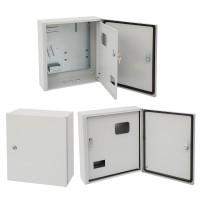 Корпус металлический ЩУ-3/1-1 IP54 (2 двери) (445х400х150) EKF Basic