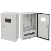 Корпус металлический ЩУ-3/1-0 IP54 (1 дверь) (540х310х165) EKF Basic