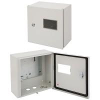 Корпус металлический ЩУ-1/1-0 IP54 (1 дверь) (310х300х150) EKF Basic